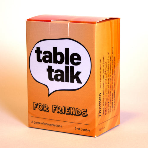 Table Talk for Friends