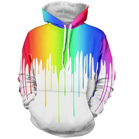 Colorful Magic Hoodie