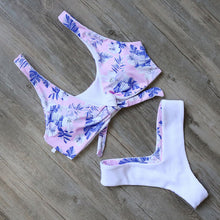 Love Story Reversible Bikini Set