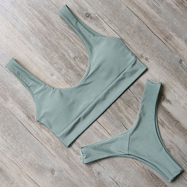 Molly Bikini Set Sage