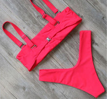 Summer Bikini Set Ruby