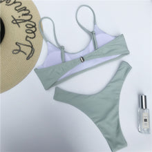 Julia Bikini Set Summer Basic Rainwashed