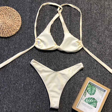 Anna Bikini Set Cream