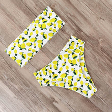 Morgan Bikini Set Lemonade
