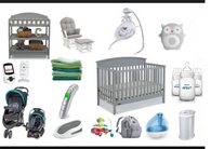 Baby Essentials (some items may be store pick-up only)
