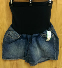 Oh Baby! maternity denim shorts - Medium