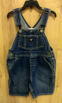 OshKosh denim overalls - 4T