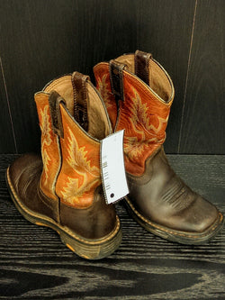 Ariat genuine leather boots - 12