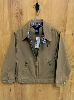 Ralph Lauren Polo khaki full zip jacket - 4