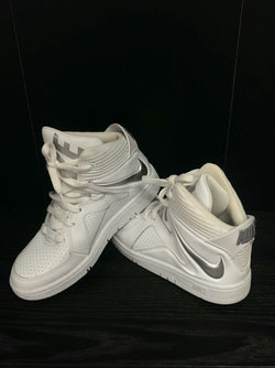 Nike Court Invader High All White Retro - 3½