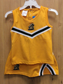 Knights Apparel ASU Appalachian cheer outfit - 3T