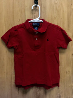 Ralph Lauren Polo red polo - 24mos