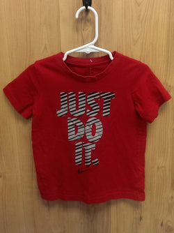 Nike Just Do It tee - 4T