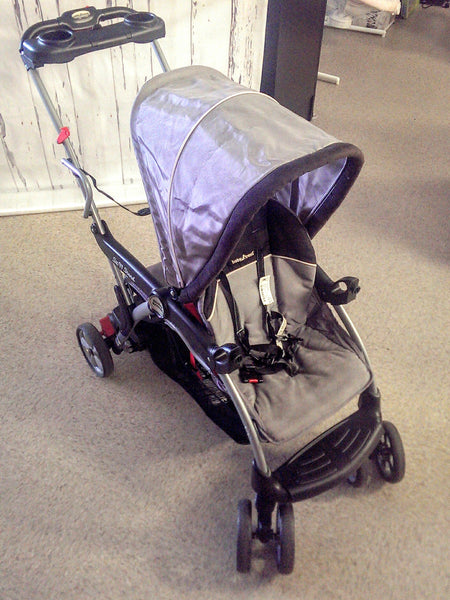 Baby Trend sit n stand stroller - AS IS