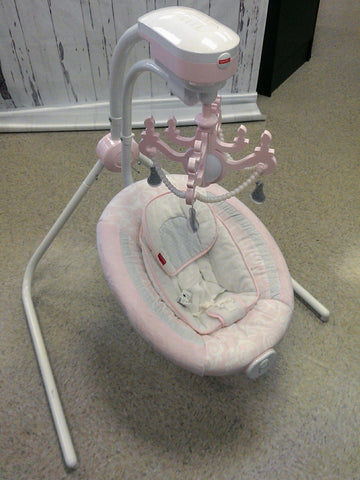 Fisher Price Cradle n Swing - Pearl Chandelier