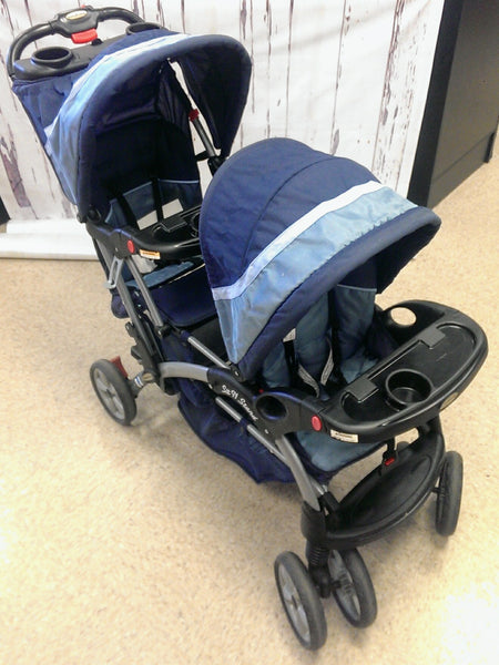 Baby Trend sit n stand stroller