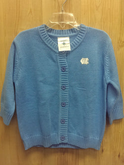 Creative Knitwear UNC Tarheels cardigan sweater - 3