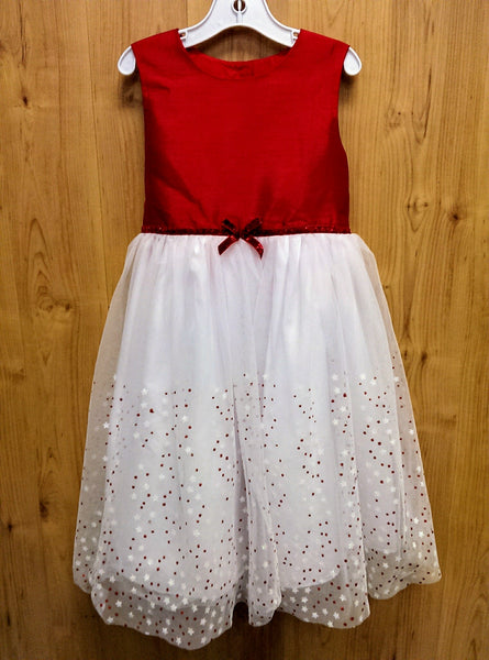 Marmellata red/white dress - 6