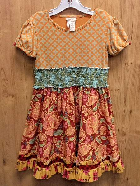 Matilda Jane Rain or Shine Dress (Secret Fields) - 8