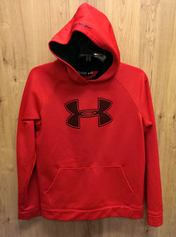 Under Armour red Loose Fit hoodie - Youth XL