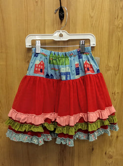 Matilda Jane Lollipop Skirt (Sugarland) AS-IS - 8