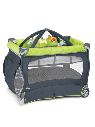 Chicco Lullaby SE Play Yard - Zest