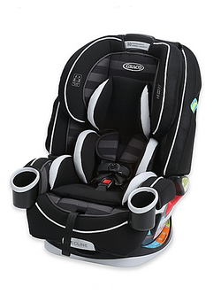 NEW (display model) Graco 4Ever All-in-1 Convertible Car Seat - Rockweave