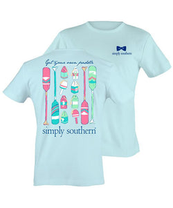 Simply Southern tee - Get Your Own Paddle