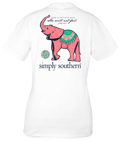 Simply Southern tee - She Will Not Fail - Adult Large