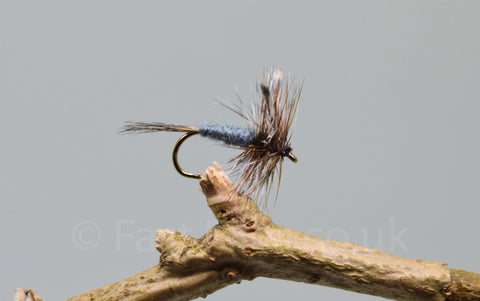 Adams x 3 - Fast Flies top trout flies