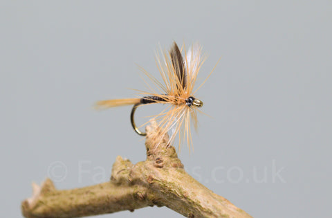 Ginger Quill x 3 - Fast Flies top trout flies