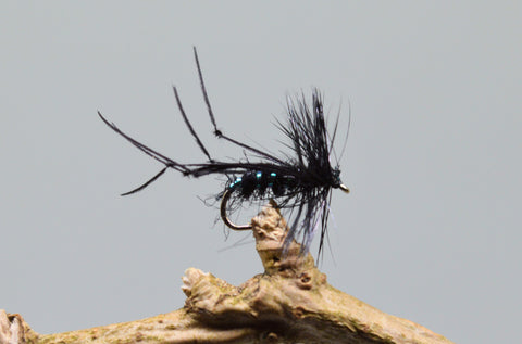 Black Raiders (Barbless) - Fast Flies top trout flies