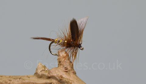 Gold Rib Hares Ear x 3 - Fast Flies top trout flies