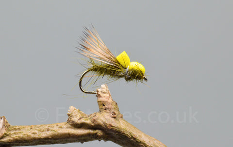 Balloon Cadis x 3 - Fast Flies top trout flies