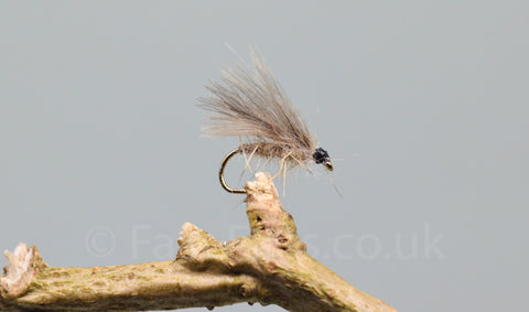 CDC Hares Ear F Flies x 3 - Fast Flies top trout flies