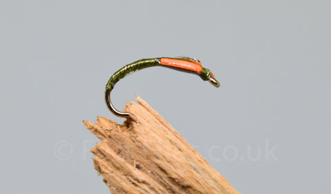 Olive x 3 - Fast Flies top trout flies