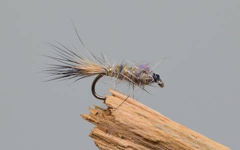 G.R.H.E. Flash Back x 3 - Fast Flies top trout flies