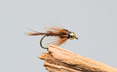 Gold Head Pheasant Tail x 3 - Fast Flies top trout flies
