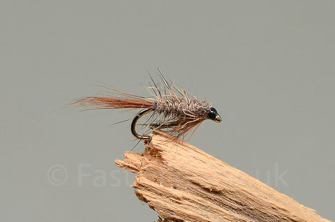 Hares Ear Diawl Bachs x 3 - Fast Flies top trout flies