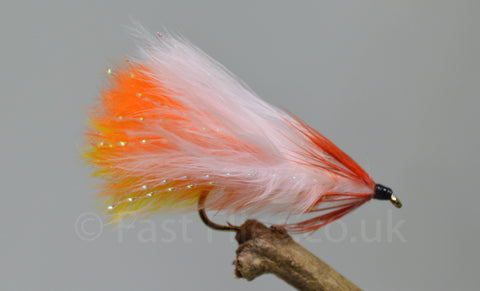 Consett Budgie x 3 - Fast Flies top trout flies