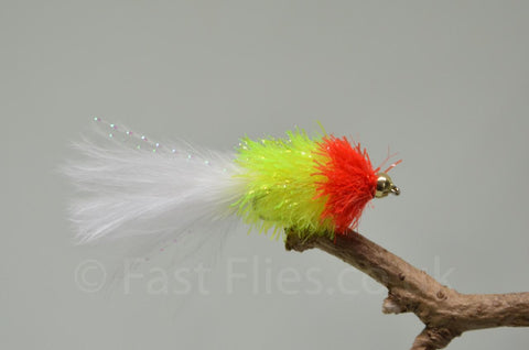 Gold Head Cut Throat Cats x 3 - Fast Flies top trout flies