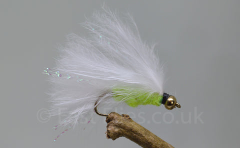Gold Head Cats Whiskers x 3 - Fast Flies top trout flies