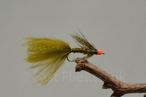 Hot Head Damsel Weighted x 3 (Barbless)