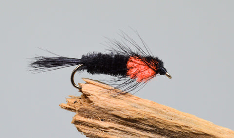 Black & Orange Montana Weighted x 3