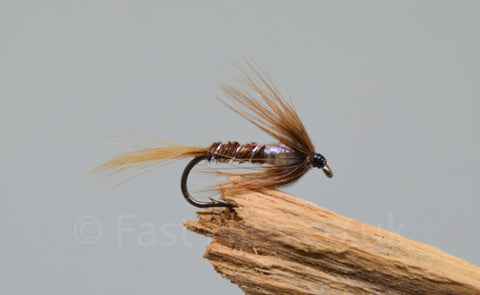 UV Throat Cruncher x 3 - Fast Flies top trout flies