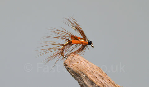 Wickhams Fancy x 3 - Fast Flies top trout flies