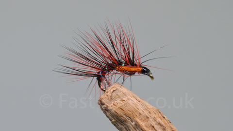 Clan Chief x 3 - Fast Flies top trout flies