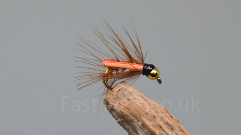 Gold Head Wickhams x 3 - Fast Flies top trout flies