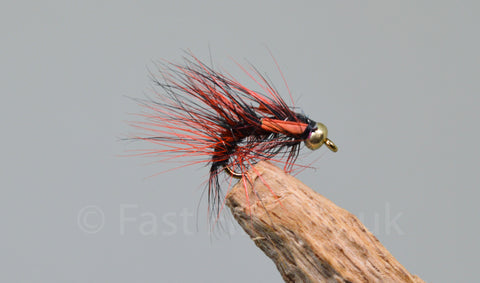 Gold Head Clan Chief x 3 - Fast Flies top trout flies