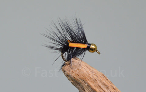 Gold Head Bibio x 3 - Fast Flies top trout flies